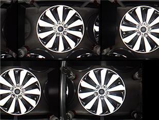 이력추적 전문기업 티옵시스 현대차 자동차 휠 서열정보 검사시스템